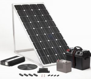 Portable Solar Energy Kits