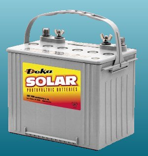 Solar Batteries For Home >> Deep Cycle Solar Battery Charger Systems Home Solar Pv Panels