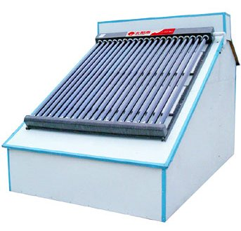 Home Solar Hot Water Heaters